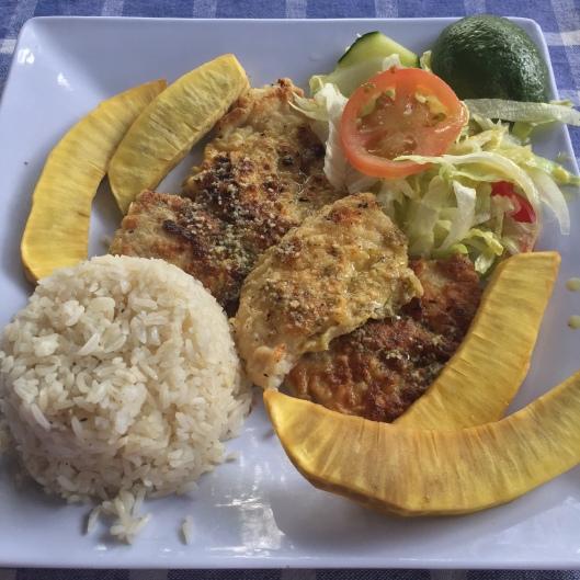 Almoço típico