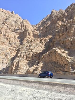Jebel Jais Road