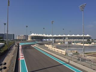 Yas Marina Formule 1 Circuit