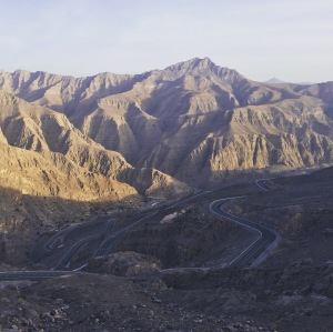 Jebel Jais Road