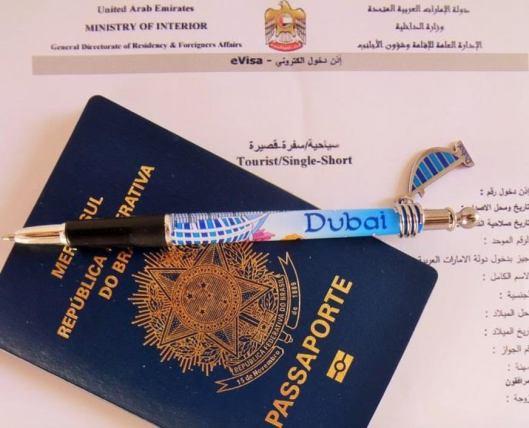 Visto UAE