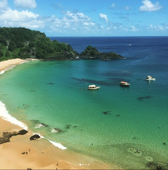 Praia do Sancho - Noronha/PE